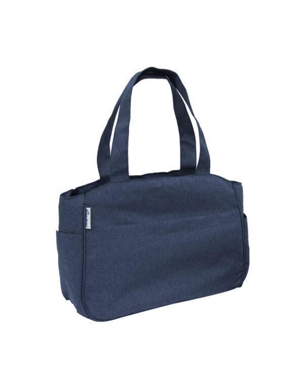 Borsa Mamy Bag blue - Giordani