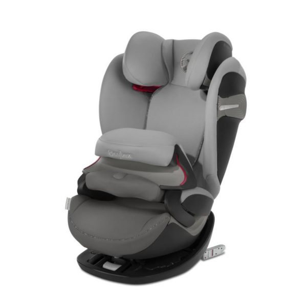 Pallas S-Fix Manhattan Grey (Gr. 1/2/3) - Cybex