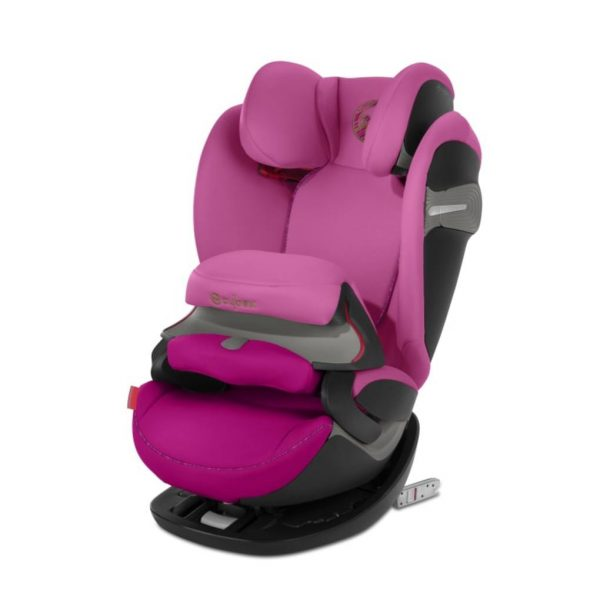 Pallas S-Fix fancy pink (Gr. 1/2/3) - Cybex