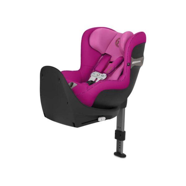 Sirona S i-Size fancy pink con sensorsafe - Cybex