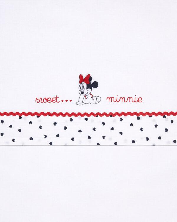 Completo culla 3 pezzi Minnie - Prénatal