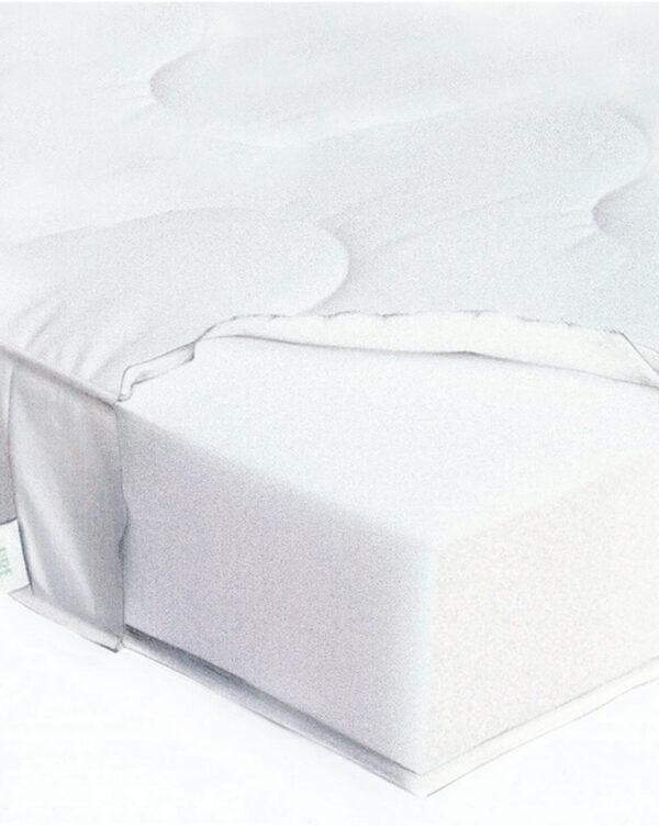 Materasso trapuntato sfoderabile 120x60 - Giordani