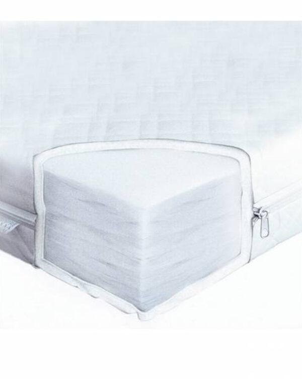Materasso in fibra 120x60 sfoderabile - Giordani