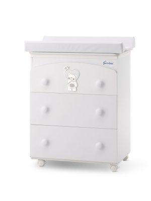 Cassettiera Ikea Con Fasciatoio.Cassettiere Bagnetto Prenatal Store Online