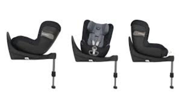 Sirona S i-Size Premium Black - Cybex