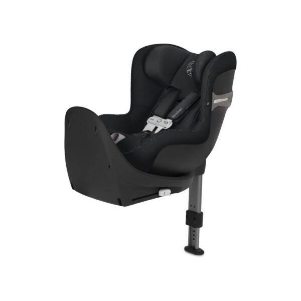 Sirona S i-Size urban black con sensorsafe - Cybex