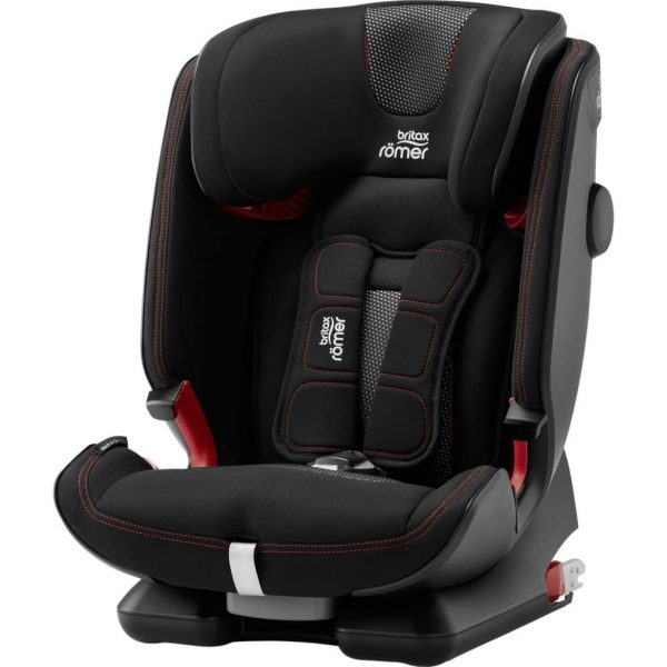 Advansafix IV R air black (Gr. 1/2/3) - Britax/Romer