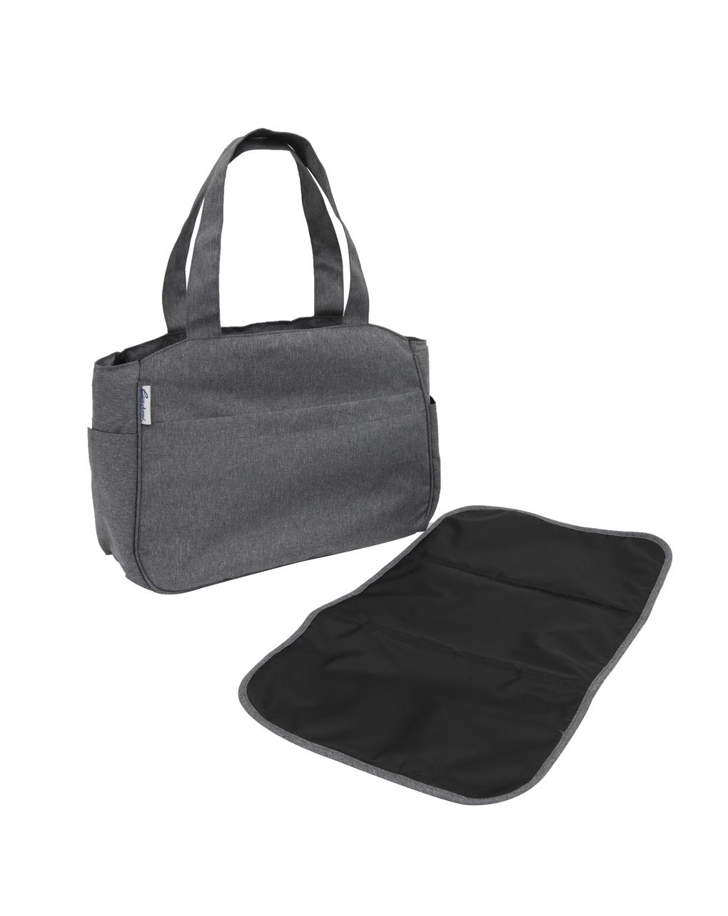 Borsa mamy bag grey - Giordani