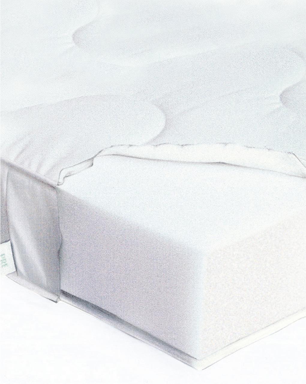 Materasso trapuntato sfoderabile 125x60 - Giordani