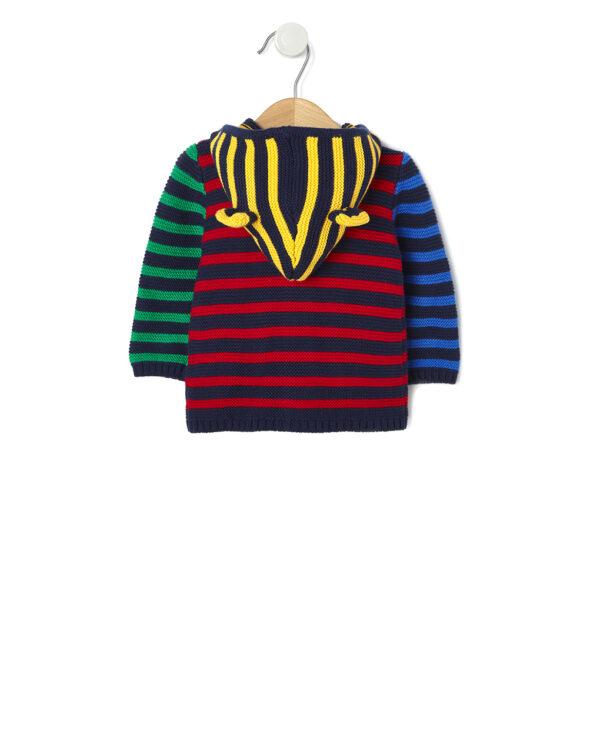 Cardigan tricot multicolor - Prénatal