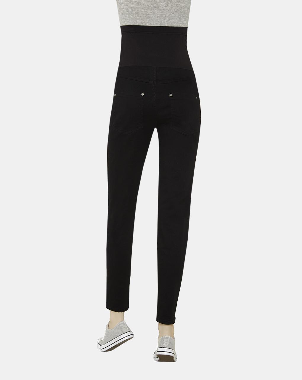 Pantalone denim nero - Prénatal