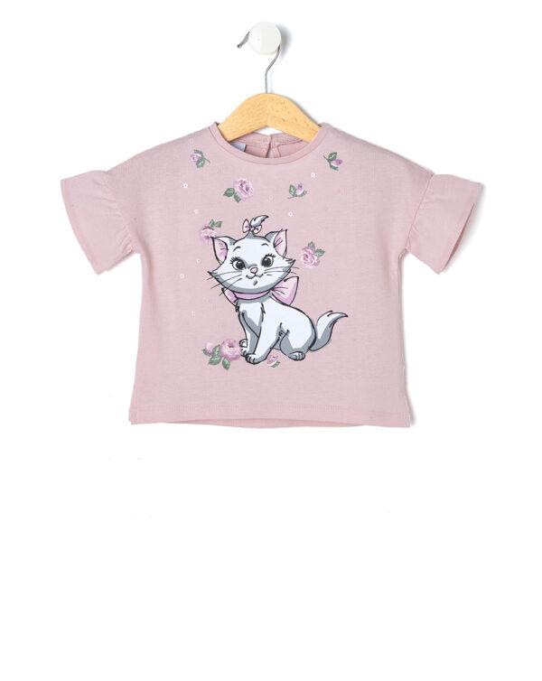 T-shirt con stampa Minou - Prénatal