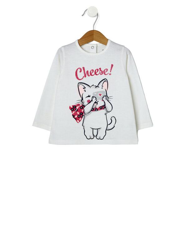 T-shirt basica con stampa - Prénatal