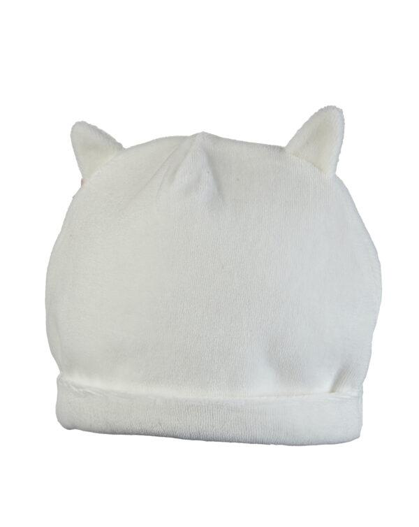 Cappello in ciniglia di cotone organico - Prénatal