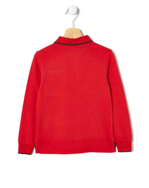 Polo basica in jersey - Prénatal