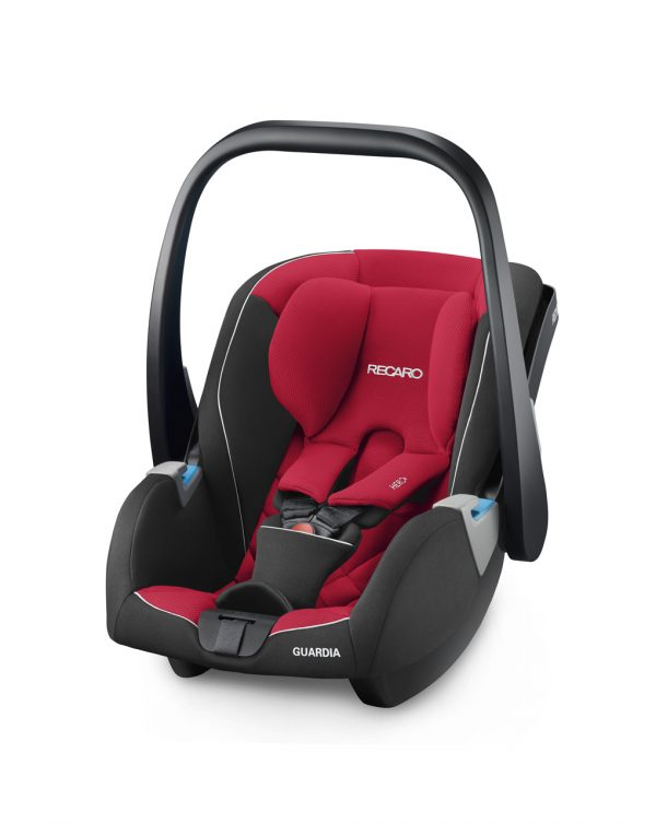 Guardia racing red (Gr. 0+) - Recaro