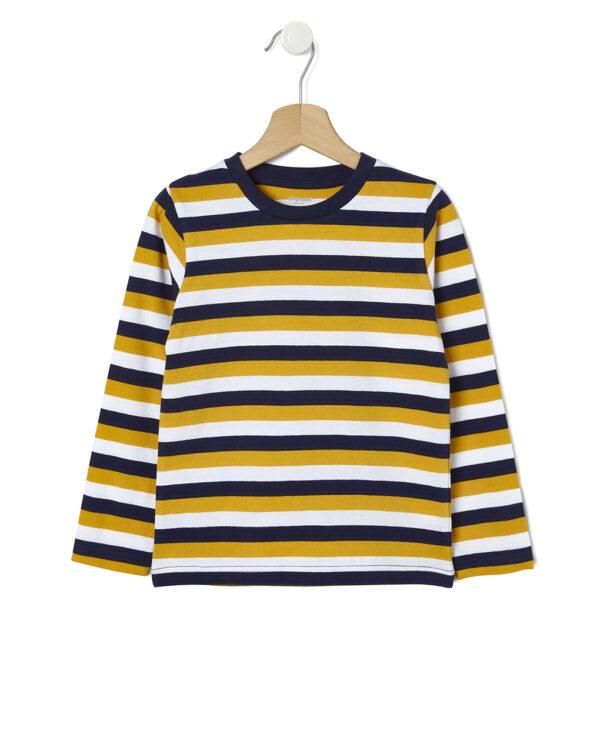 T-shirt basica con manica lunga - Prénatal