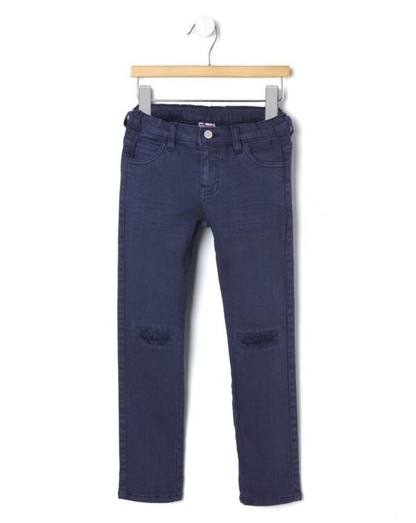 Pantalone denim con strappi - Prénatal