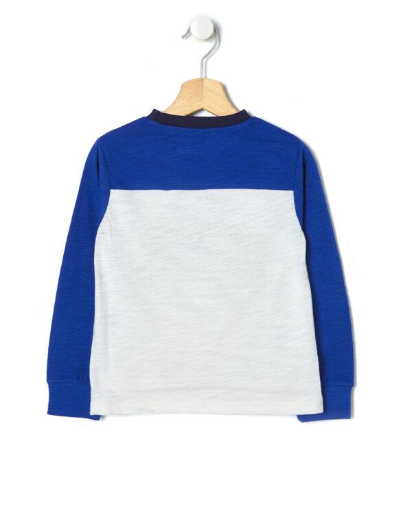 T-shirt manica lunga con patch - Prénatal