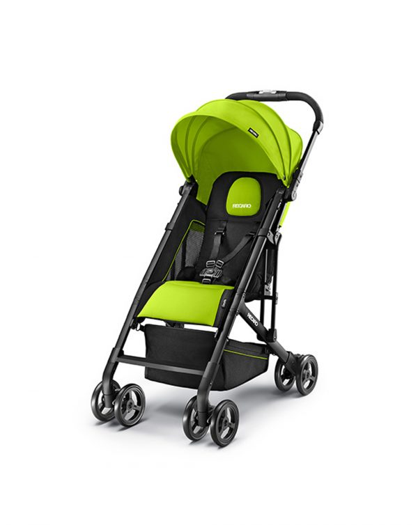 Easylife lime black frame - Recaro