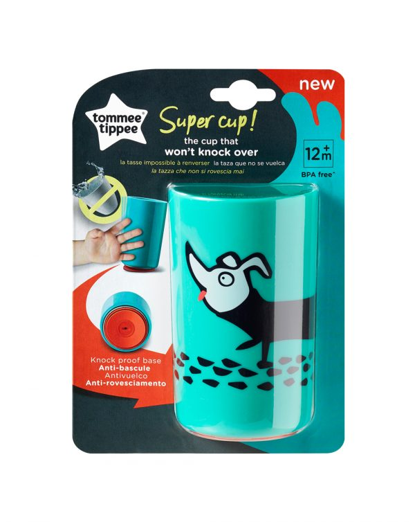 Supercup 300ml 18m+ blu - Tommee Tippee