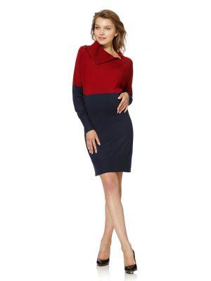 Maxi maglia tricot bicolore - Prénatal