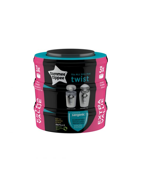 Twist&Click ricarica x3 - Tommee Tippee