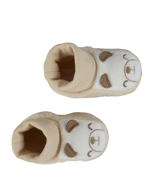 Scarpe in ciniglia beige - Prénatal