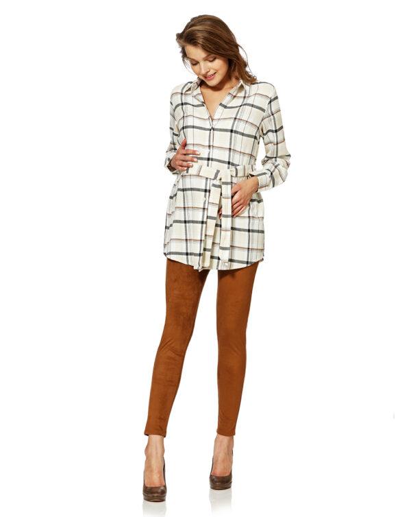 Maxi camicia con fiocco - Prénatal