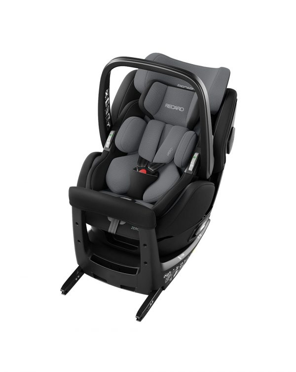 Zero.1 Elite I-Size carbon black - Recaro