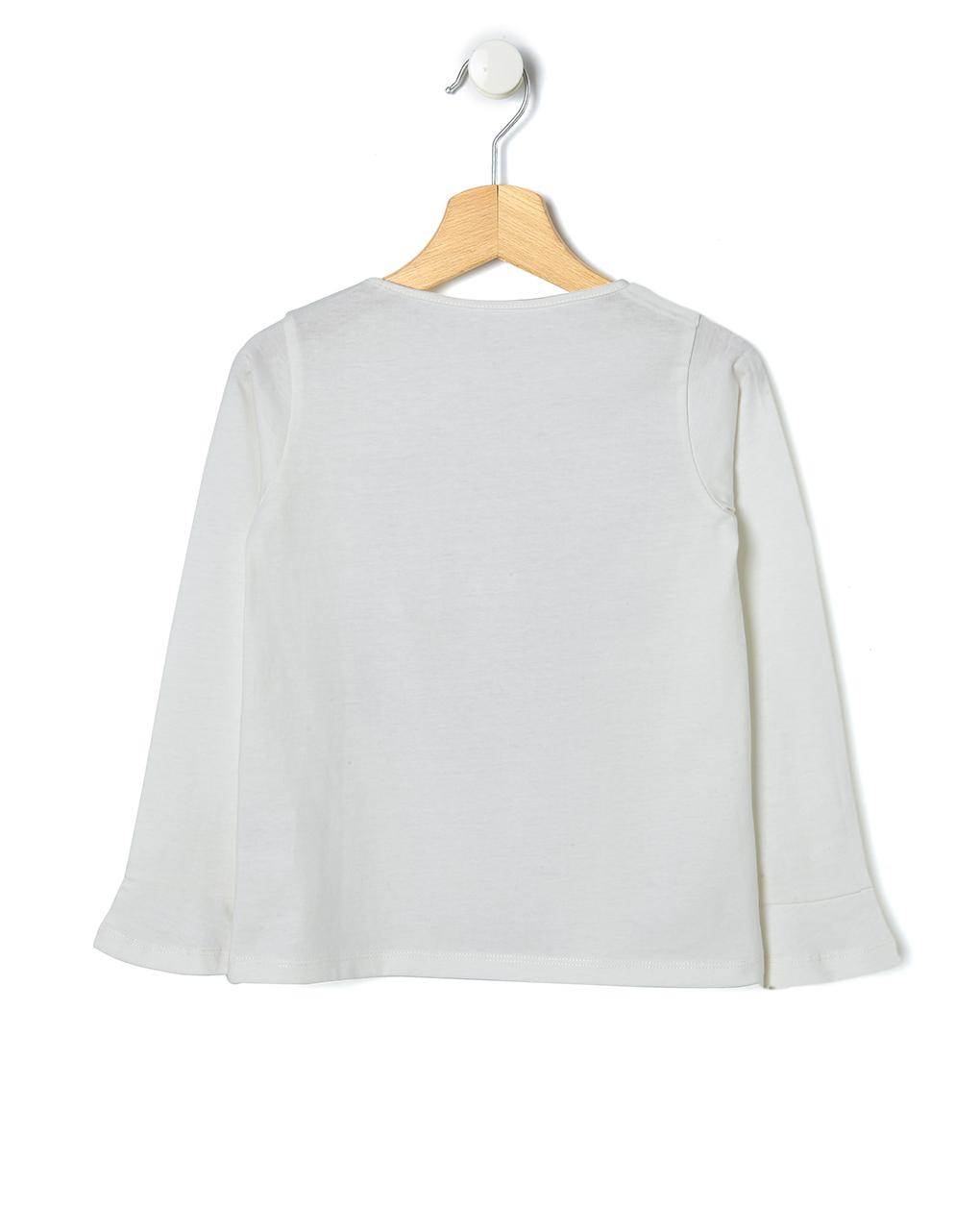 T-shirt in jersey con stampa borsa - Prénatal