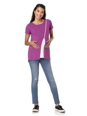 E Store Shirt Prénatal Online Camicie MaglieT TK1lFJ3c