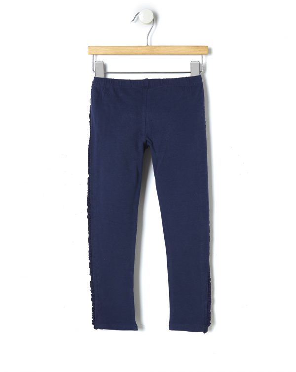 Leggings in jersey con rouches - Prénatal