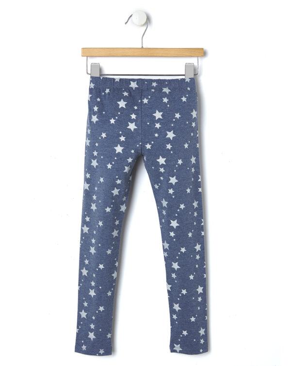 Leggings basici con stampa stelle - Prénatal