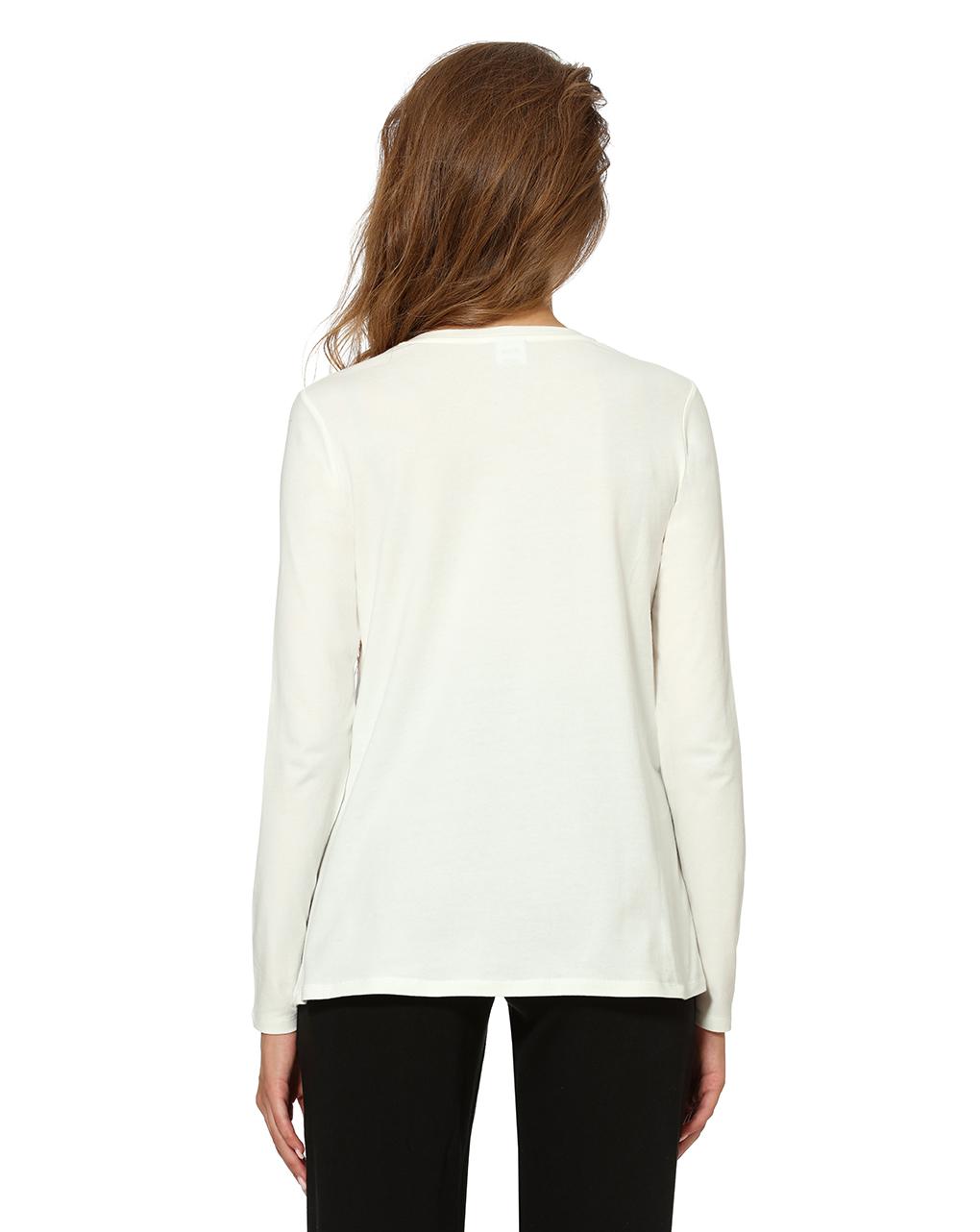 T-shirt manica lunga con stampa minnie - Prénatal