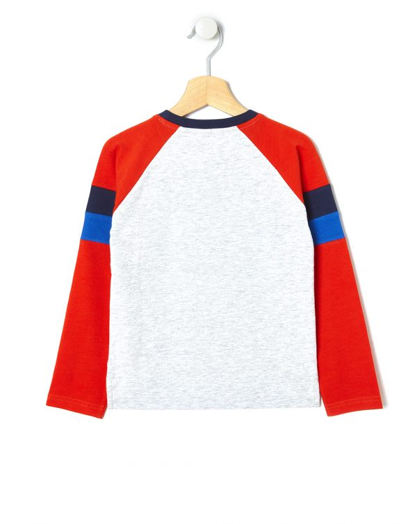 T-shirt con maniche raglan - Prénatal