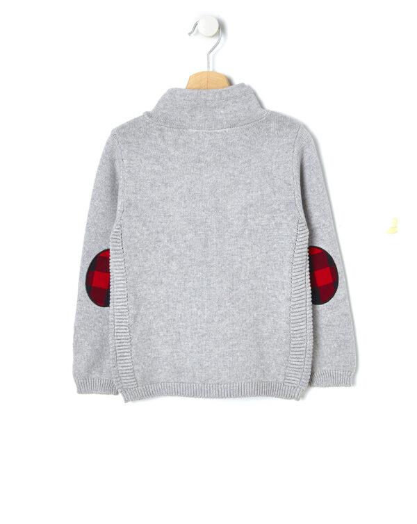Maglia tricot con patch - Prénatal
