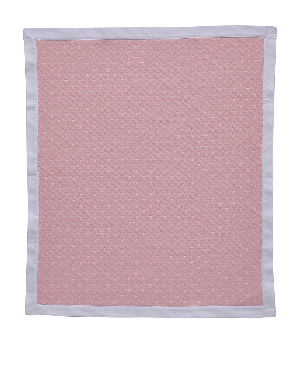 Culla/carrozzina - copertina in jersey di cotone trapuntato - Prénatal