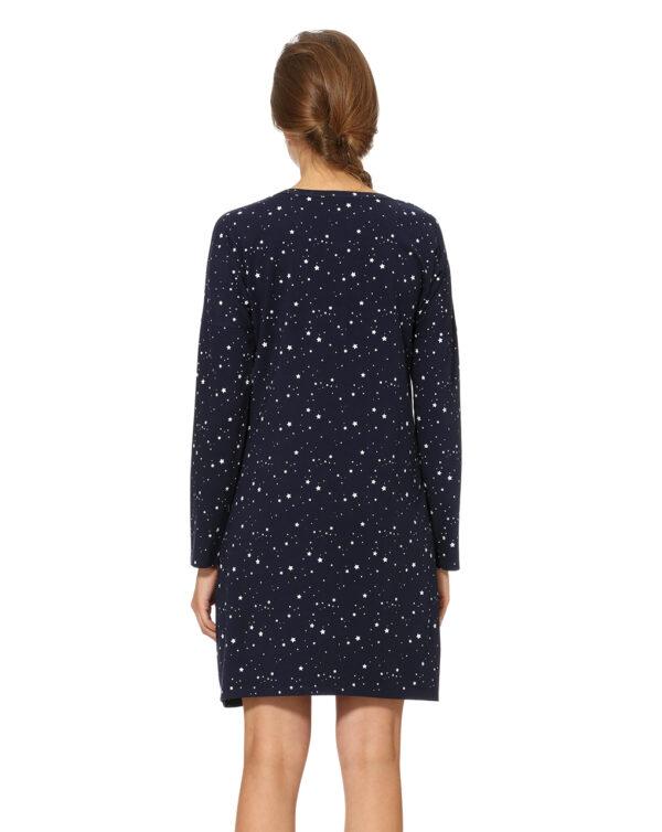 Camicia da notte con stampa all-over di stelle - Prénatal