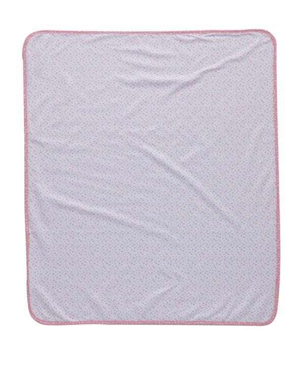Copertina in pile rosa - Prénatal