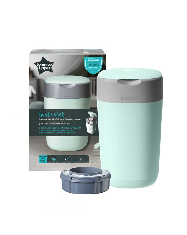 Twist&Click contenitore verde - Tommee Tippee