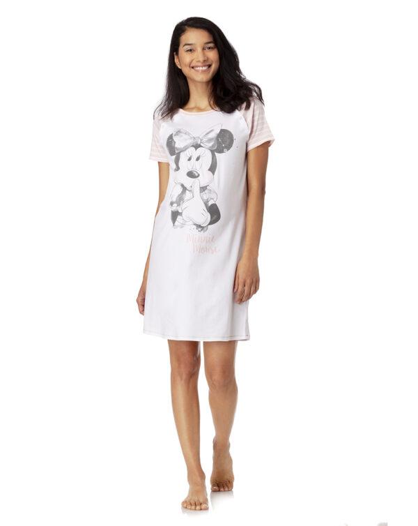 Camicia da notte con stampa Minnie - Prénatal