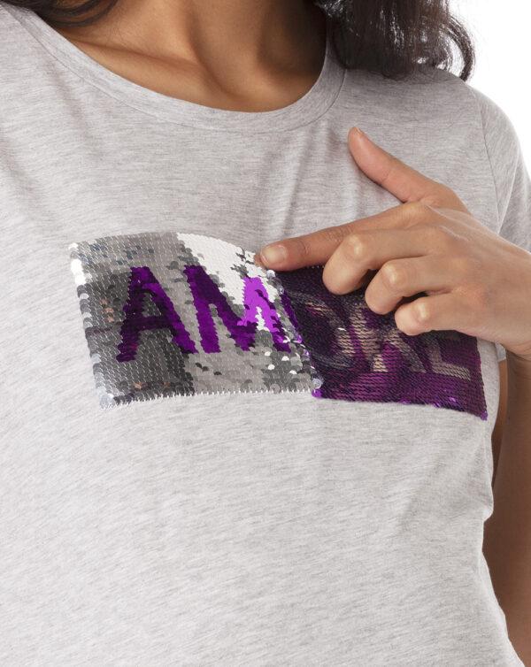 T-shirt con paillettes magiche - Prénatal