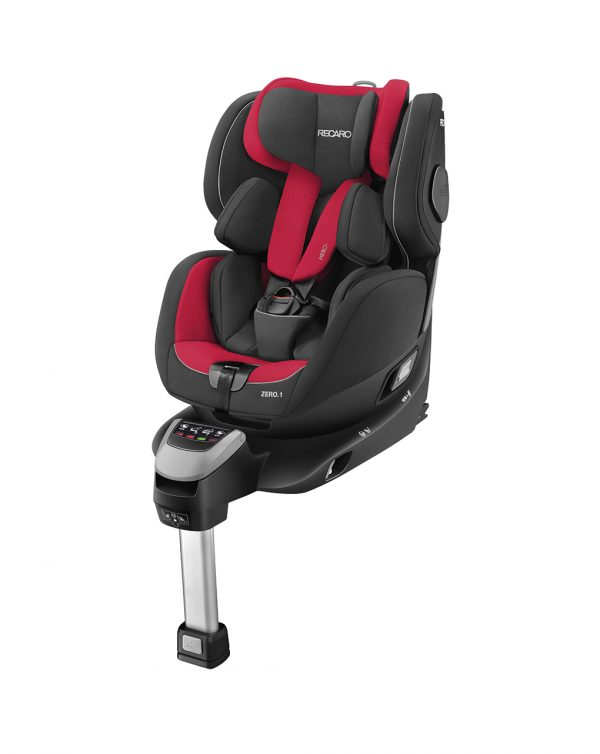 Zero.1 I-Size racing red - Recaro