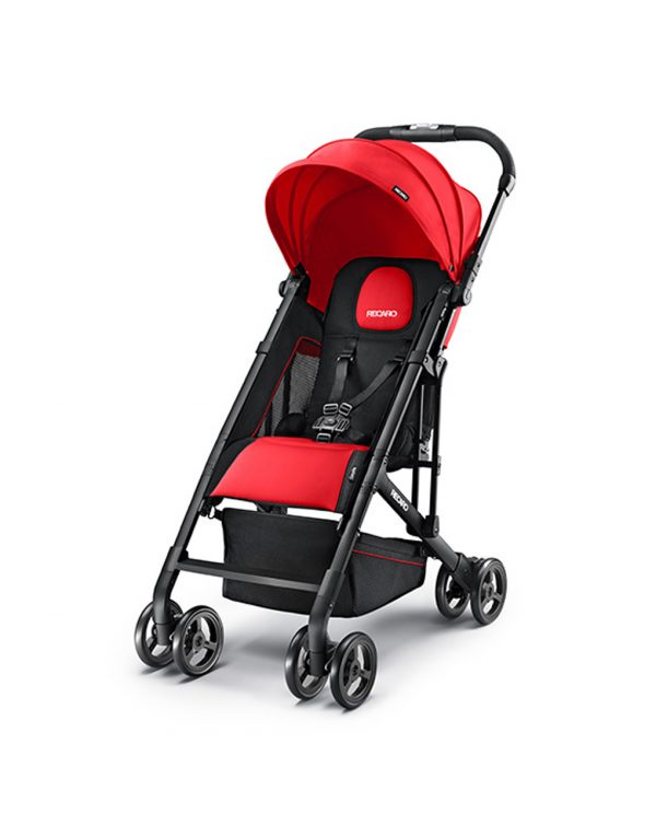 Easylife ruby black frame - Recaro
