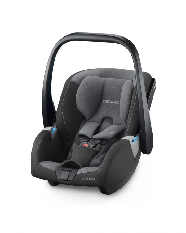 Guardia carbon black (Gr. 0+) - Recaro