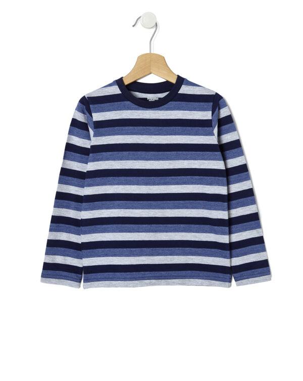 T-shirt basica con maniche lunghe - Prénatal