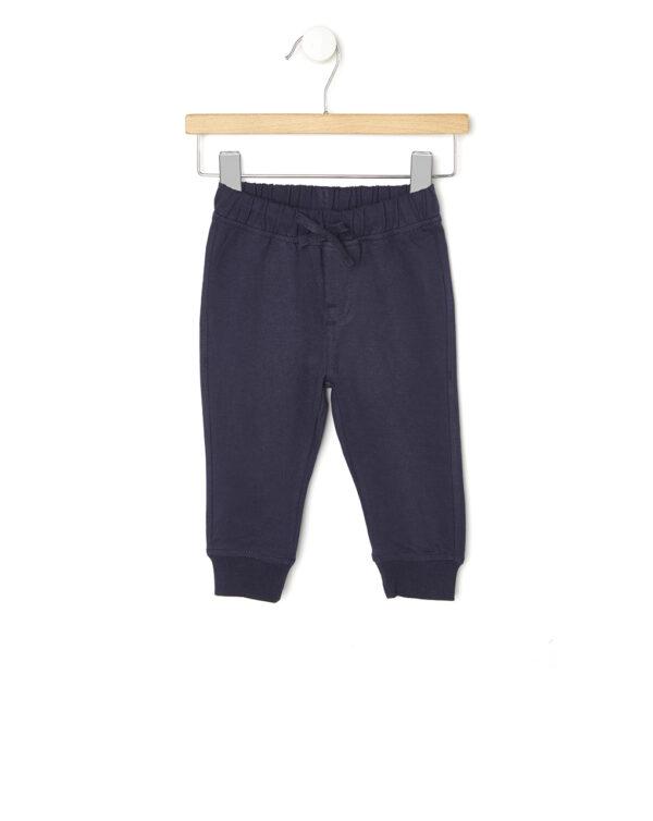 Pantaloni jersey blu scuri - Prénatal