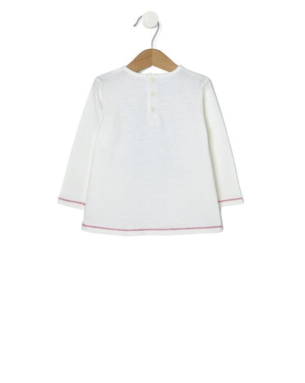 T-shirt con stampa Minnie e Topolino - Prénatal