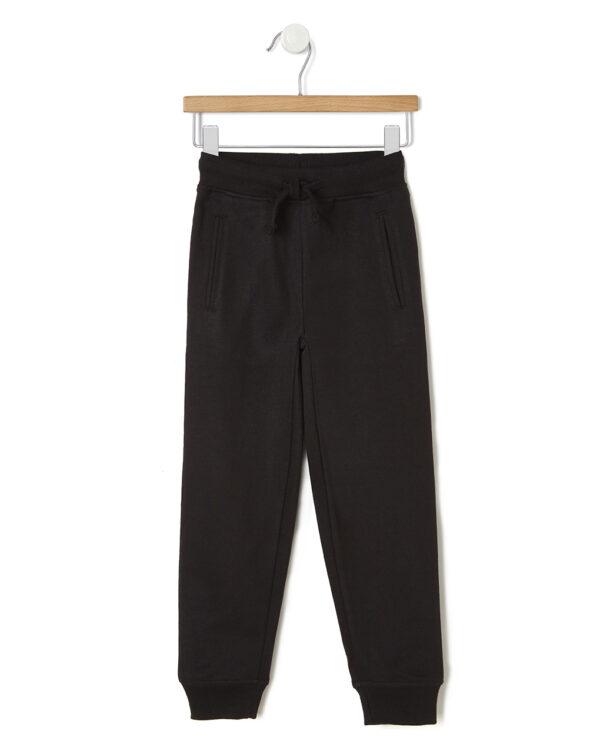 Pantaloni in felpa nero - Prénatal